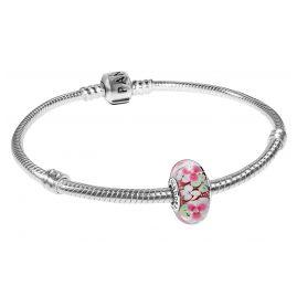 Pandora 35698 Damen-Armband Blütengarten