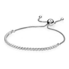 Pandora 590524CZ Ladies Bracelet Sparkling Strap