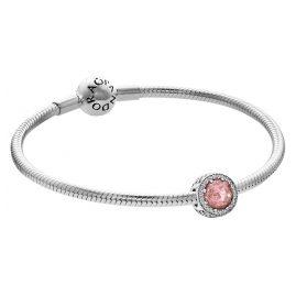 Pandora 35981 Bracelet Set Sparkling Crystals Pink