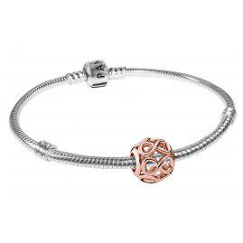 Pandora 08324 Starter-Armband Unendlichkeit Rosé