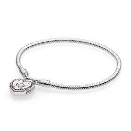 Pandora 596586FPC Silver Ladies Bracelet Love Promise