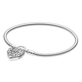 Pandora 597602 Ladies' Bracelet Moments Smooth