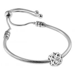 Pandora 08662 Bracelet Set Moments Sliding and Infinity
