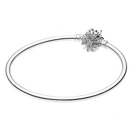 Pandora 597763CZ Ladies' Bangle Fireworks Clasp