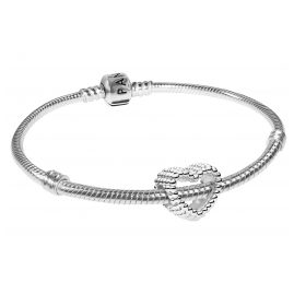 Pandora 08670 Armband-Set Beaded Heart