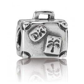 Pandora 790362 Silver Charm Suitcase