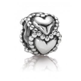 Pandora 790448 Silber-Charm Herzen