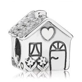 Pandora 791267 Silber Charm Familienhaus