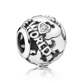 Pandora 791718CZ Charm Around the World