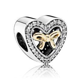 Pandora 791875CZ Charm In Liebe Verbunden