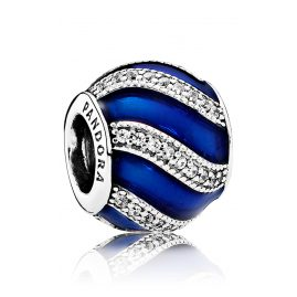 Pandora 791991EN118 Charm Ornaments Blue