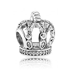 Pandora 792058CZ Charm Fairy Tale Crown