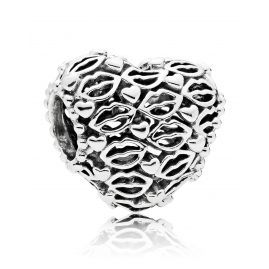 Pandora 796564 Charm Hearts & Kisses