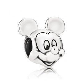 Pandora 791586 Charm Micky Portrait