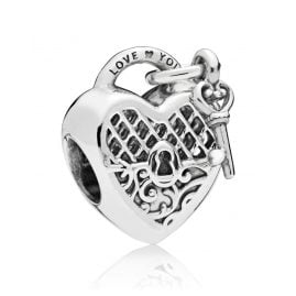 Pandora 797655 Charm Love You Lock