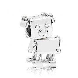Pandora 797551EN12 Charm Bobby Bot