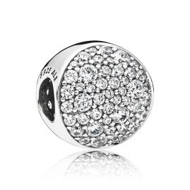 Pandora 797540CZ Charm Pavé Sphere