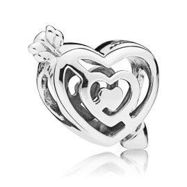 Pandora 797814 Charm Path to Love