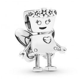 Pandora 797856 Silber Charm Floral Bella Bot