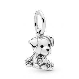 Pandora 798009EN16 Charm-Anhänger Labrador Puppy