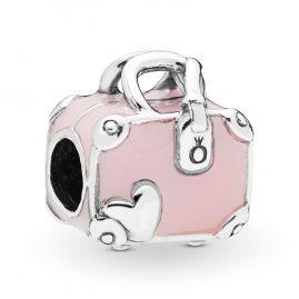 Pandora 798063EN124 Charm Pink Travel Bag