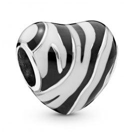 Pandora 798056ENMX Charm Wild Stripes