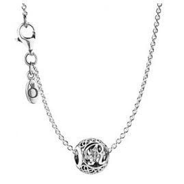 Pandora 35482 Halskette mit Buchstabe R