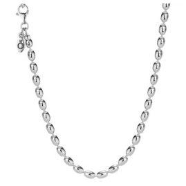 Pandora 590143 Damen-Halskette Silbertropfen