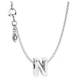 Pandora 08601 Halskette mit Buchstabe N