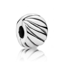 Pandora 791752 Clip-Element Gefiedert