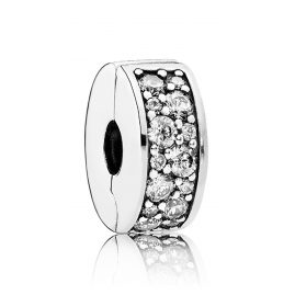 Pandora 791817CZ Clip-Element Pavé-Glanz