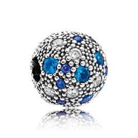 Pandora 791286NSBMX Clip Blaue Himmelssterne