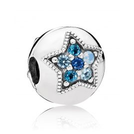 Pandora 796380NSBMX Clip Element Bright Star