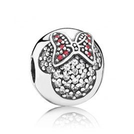 Pandora 791450CZ Clip-Element Minnie Pavé