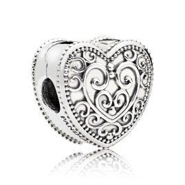 Pandora 797024 Clip Element Enchanting Heart