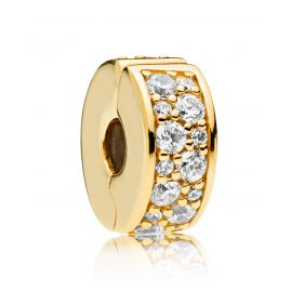 Pandora 767164CZ Shine Clip-Element Shining Elegance