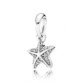 Pandora 390403CZ Pendant Tropical Starfish