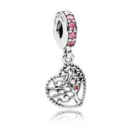 Pandora 796592CZSMX Dangle Charm Tree of Love