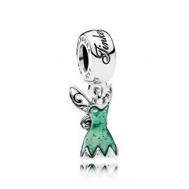 Pandora 792138EN93 Charm-Anhänger Tinkerbells Kleid