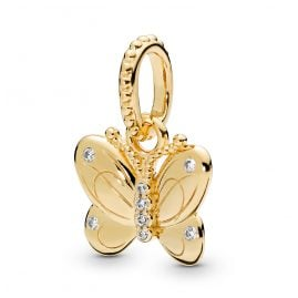 Pandora 367962CZ Shine Pendant Decorative Butterfly