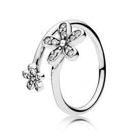Pandora 191038CZ Damenring Glanzvolle Gänseblümchen