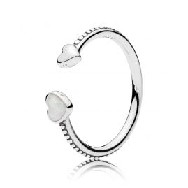Pandora 191045EN23 Ladies Ring Hearts of Love