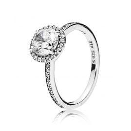 Pandora 196250CZ Ladies Ring Classical Elegance