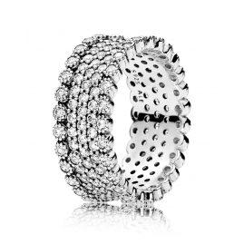 Pandora 196313CZ Ladies Ring Sparkling Brilliance