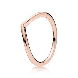 Pandora 186314 Ladies Ring Bright Wish Rose