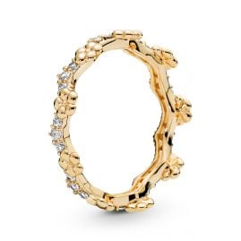 Pandora 167924CZ Shine Damen-Ring Flower Crown