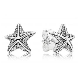 Pandora 290748CZ Stud Earrings Tropical Starfish