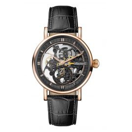 Ingersoll I00403 Automatic Mens Skeleton Watch The Herald