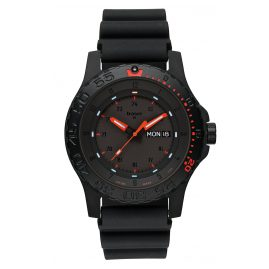 traser H3 104148 Red Combat Herrenuhr
