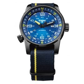 traser H3 107719 Mens Watch P68 Pathfinder Automatic Blue